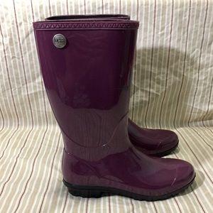 UGG Shaye Rubber Rain Boots